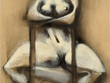 bouche-f-dessin-femme-nue-assise