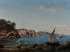 Scène de pêche en Méditerranée