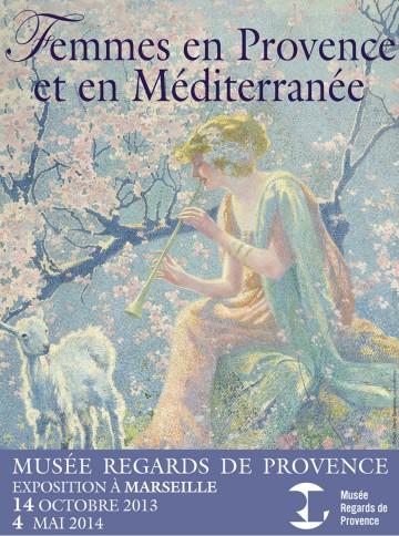 Affiches web Femmes en Provence
