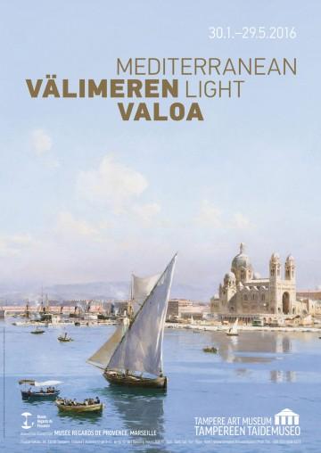 Mediterranean Light Poster Exhibition bd